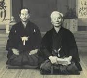 Masatoshi Nakayama And Gichin Funakoshi