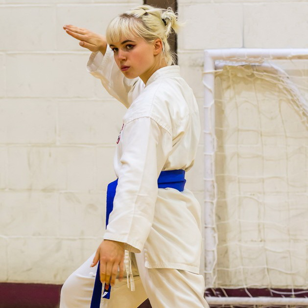 SHOTO Student Blue Belt